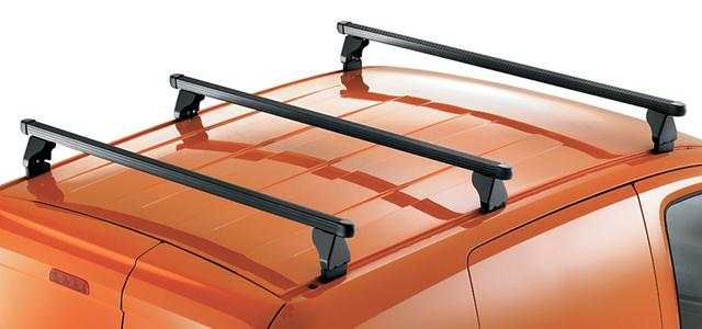 Рейлінги на дах - фото | FiatProfessional