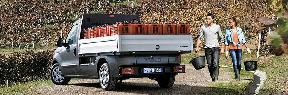 Doblo Cargo - фото | FiatProfessional