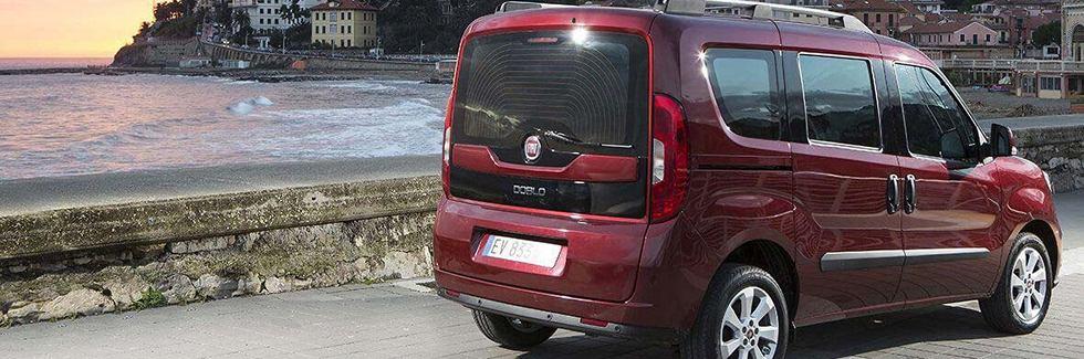 Doblo Combi - фото | FiatProfessional