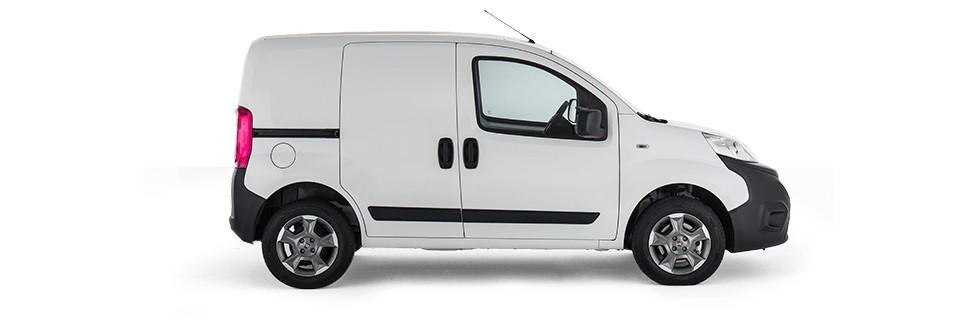 Fiorino Van - фото | FiatProfessional