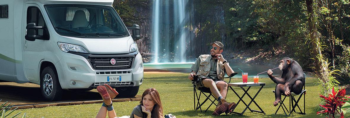Fiat Professional на виставці Camper Exhibition 2016 в Пармі
