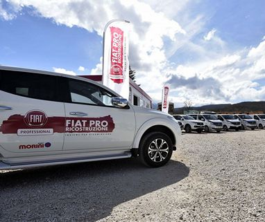Fiat Professional є лауреатом премії «Bea World - Best Events Awards» - фото | FiatProfessional