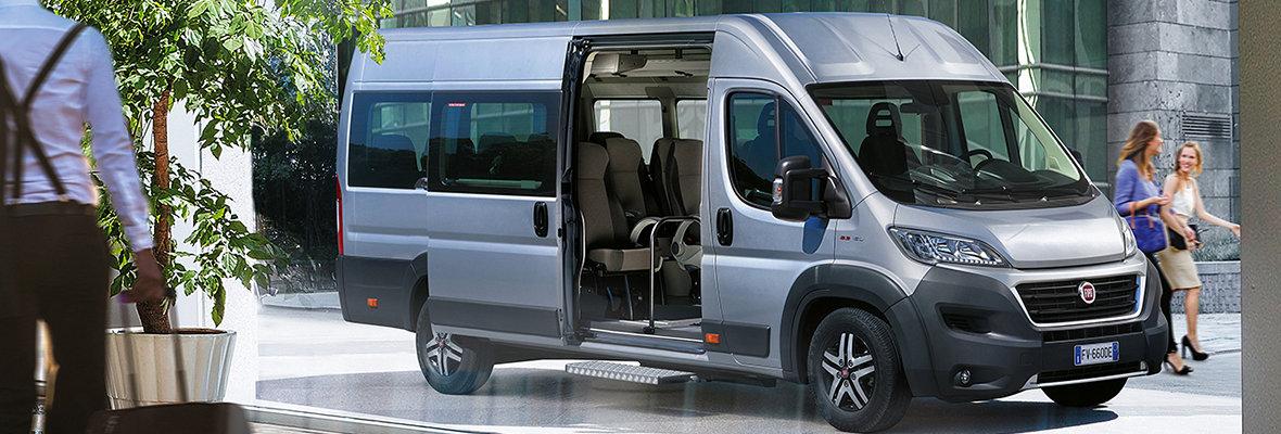 Новий Fiat Professional Ducato Minibus