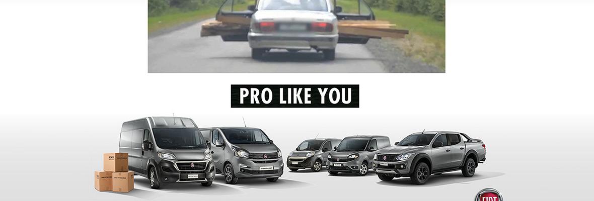 Fiat Professional: кращий партнер для професіоналів