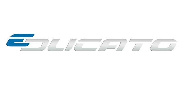 E-Ducato лого - фото | FiatProfessional
